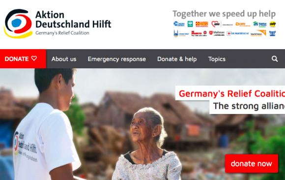 Aktion Deutschland Hilft, Germany