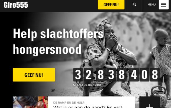 Giro555, The Netherlands