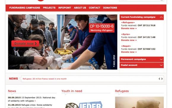 Swiss Solidarity, Switzerland