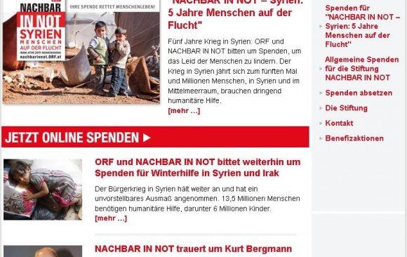 Nachbar In Not, Austria